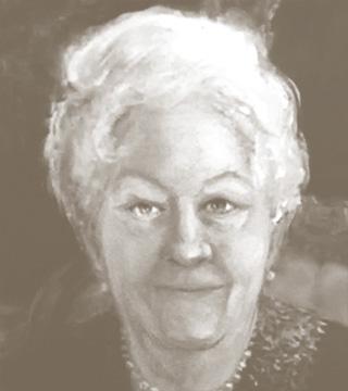 メルビル夫人