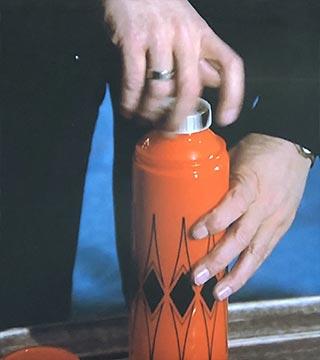 コロンボ警部の魔法瓶