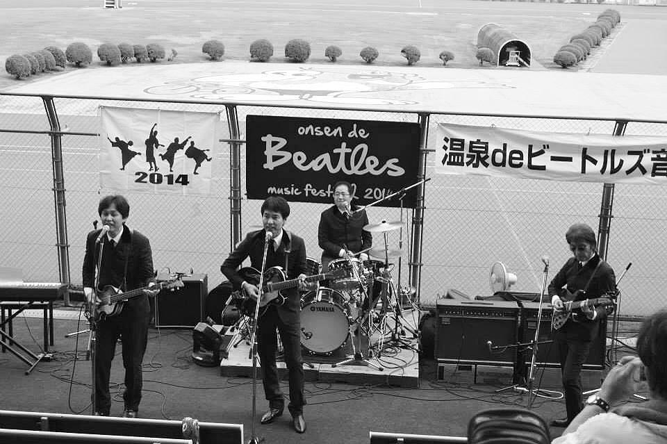 武雄競輪場ライブ2014