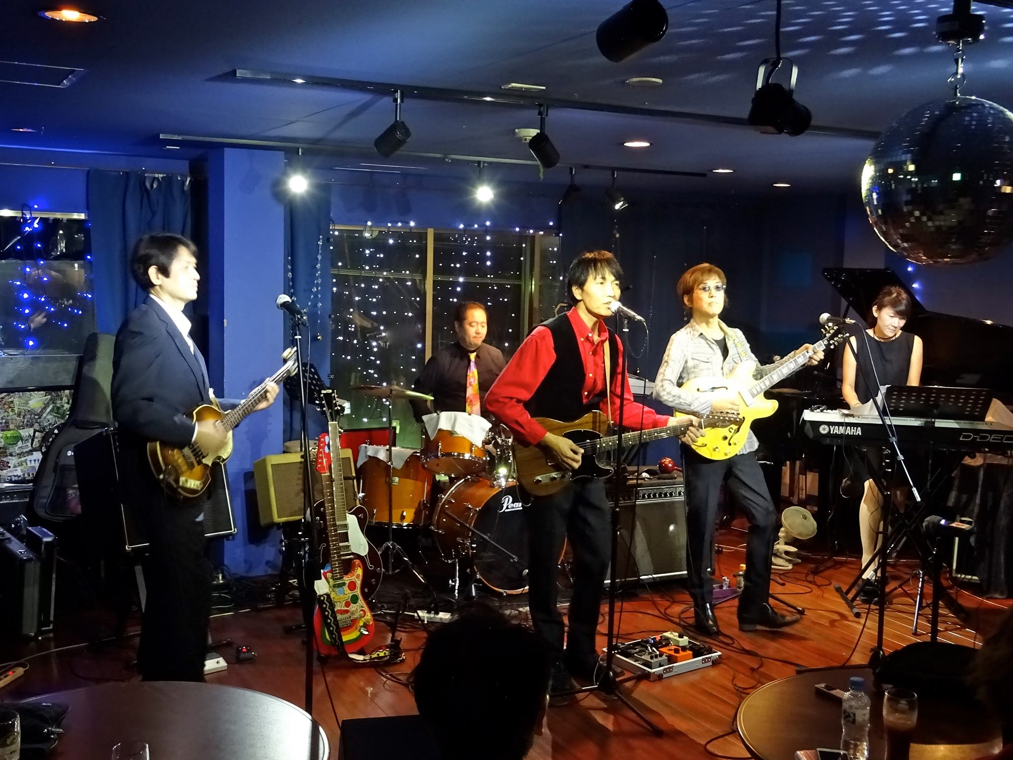Live Cafe Eric