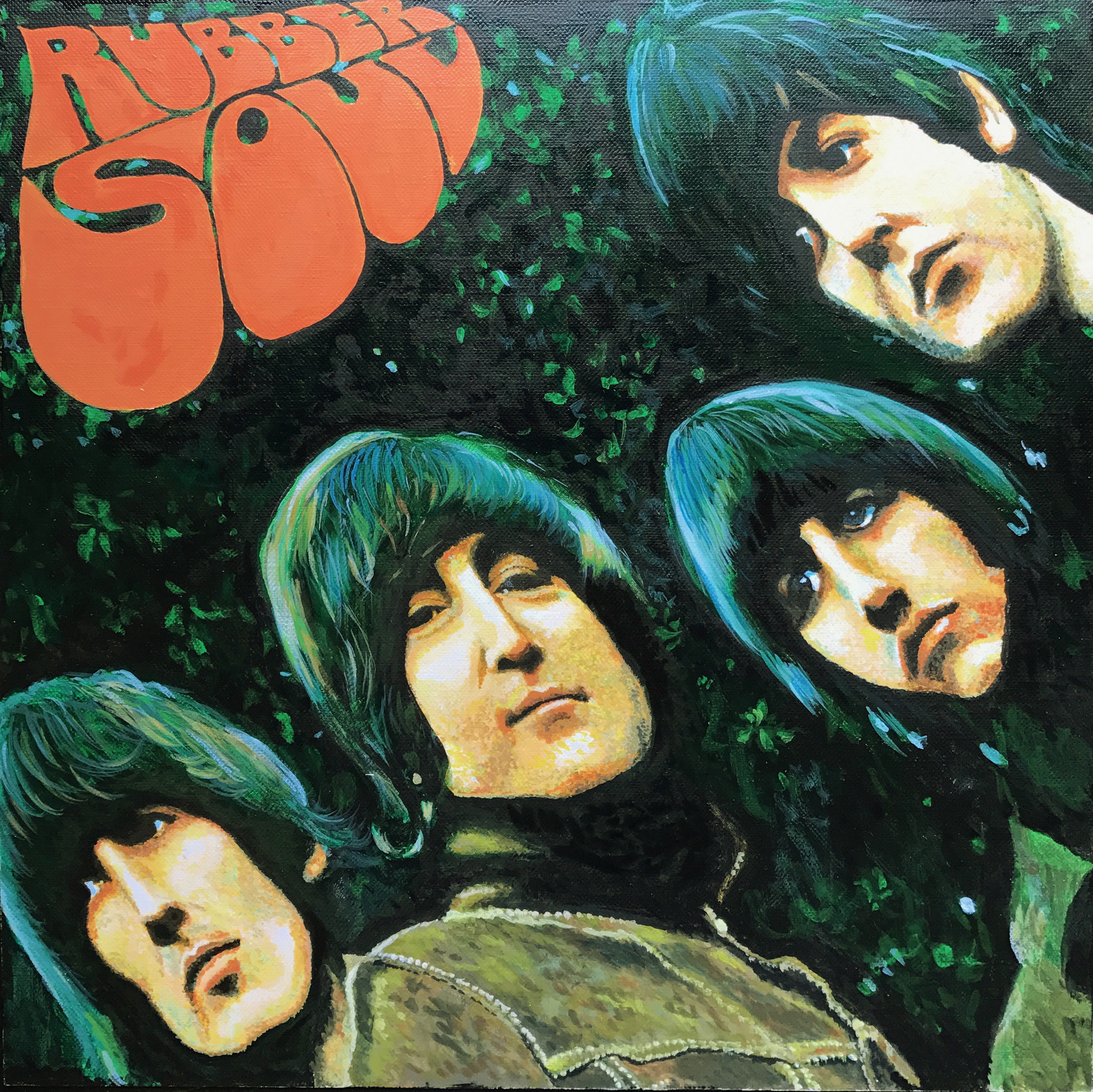 Rubber Soul (Painting)