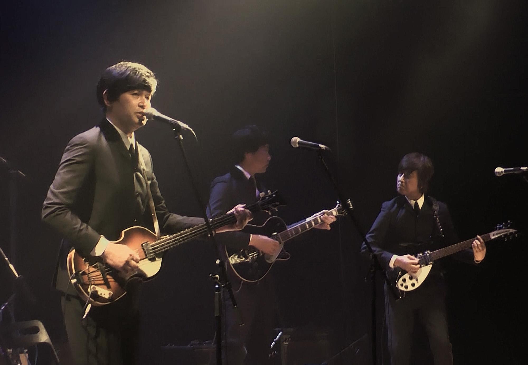 福岡市内でのライブ