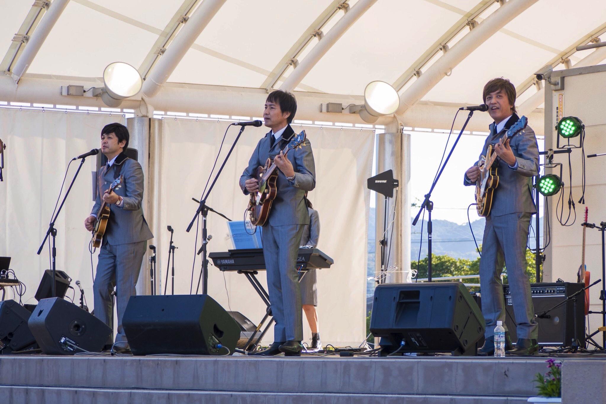トリビューツ昭和の町音楽祭